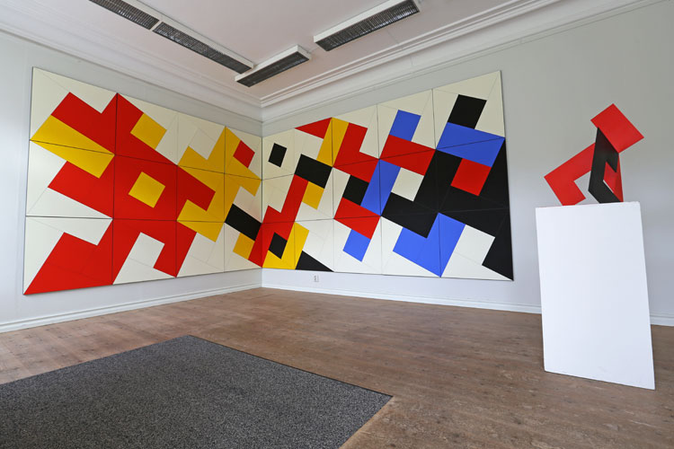 Konstverk av Cajsa Holmstrand - Klicka för förstoring av konstverken.